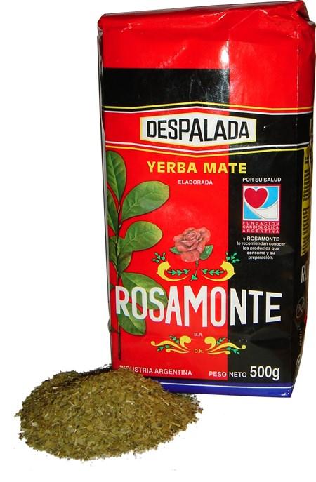 Rosamonte - Despalada - 500g