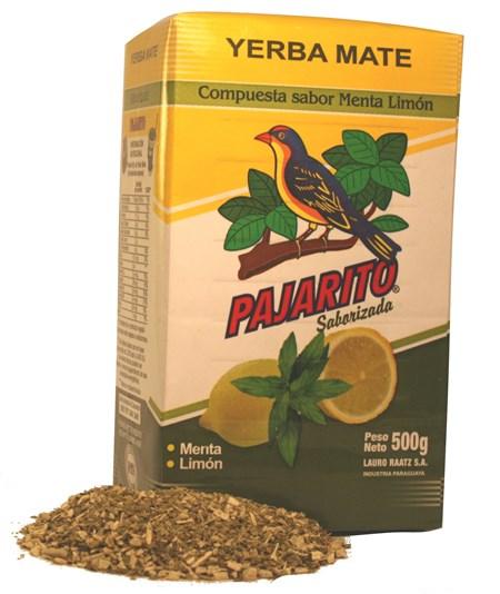 Pajarito Menta/Lemon 500g