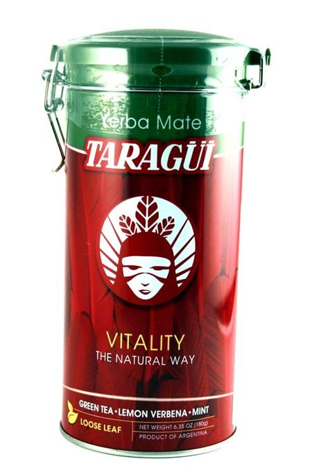 Taragüi Vitality - Med grönt te - 180g Burk