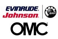 Johnson/Evinrude/OMC Endast Art.nr