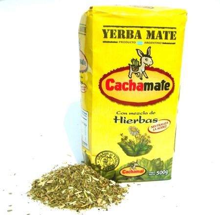 Cachamate - Gul - 500g
