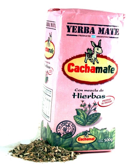 Cachamate -  Rosa - 500g