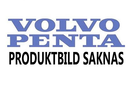 Volvo Penta Gummiplugg 61822