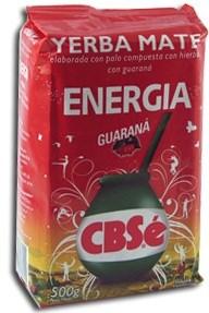 CBSé - Energia med Guarana - 500g
