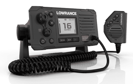 VHF Lowrance LINK-6-DSC
