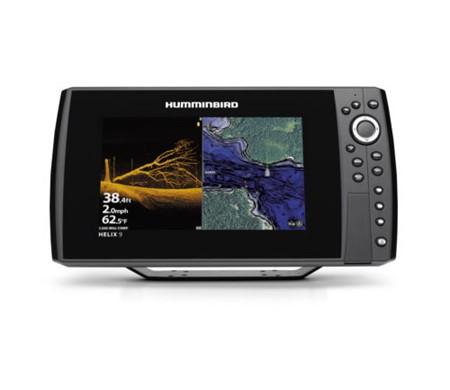 Humminbird Ekolod/GPS Helix-9 MEGA DI Chirp G2N