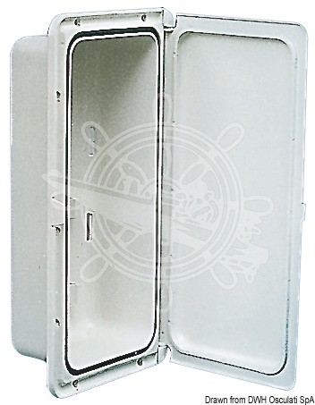 Förvaringsbox 364x183mm Stor