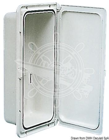 Förvaringsbox 364x183mm Liten