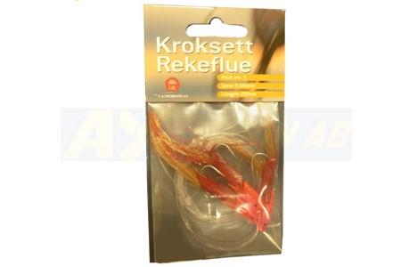 CAL Kroksett Rekeflue 0,6x2100 mm