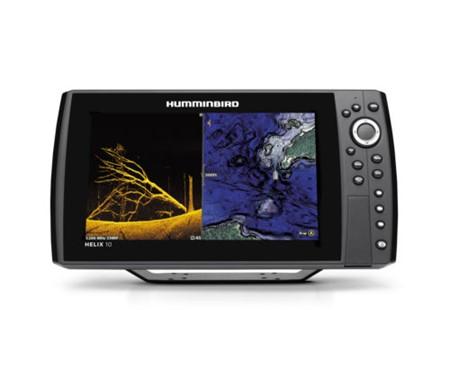 Humminbird Ekolod/GPS Helix-10 MEGA SI Chirp G2N