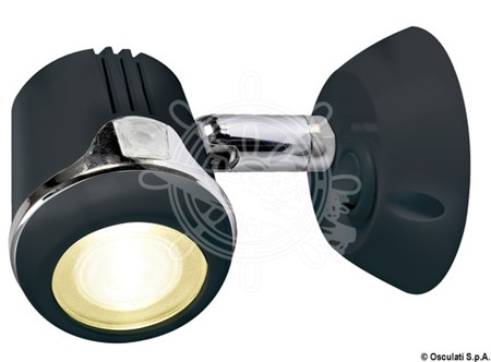 Vägglampa Stark LED Svart