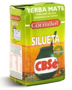 CBSé - Silueta Naranja - 500g