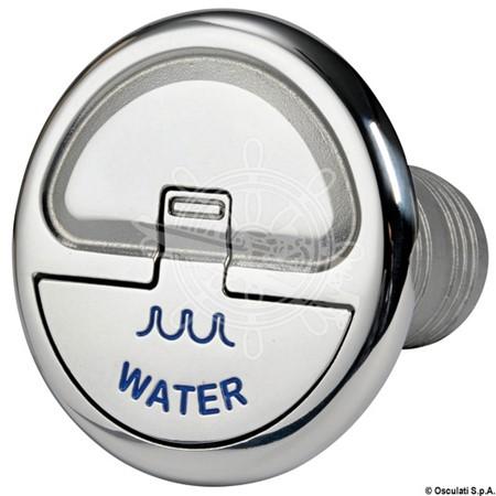 Däckförskruvning Rak Vatten