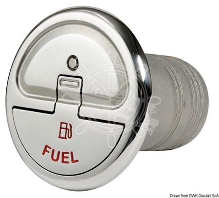 Däckförskruvning Rak Bränsle 38