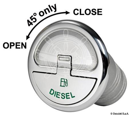 Däckförskruvning 30 grader Diesel