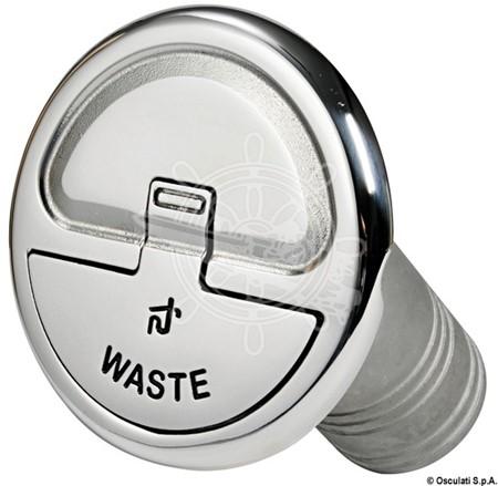 Däckförskruvning 30 grader Waste