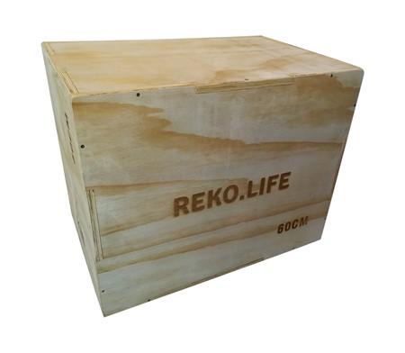 Plywood Jump Box - Crossfit låda 75x60x50