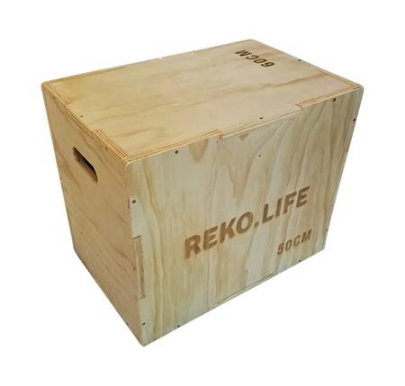 Plywood Jump Box - Crossfit låda 60x50x40