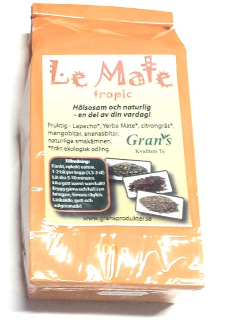 LeMate - Tropical - 100g