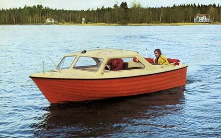 Ryds Camping Låg modell Kapell Grå