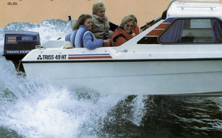 Ryds 49HT/500HT Kapell Grå