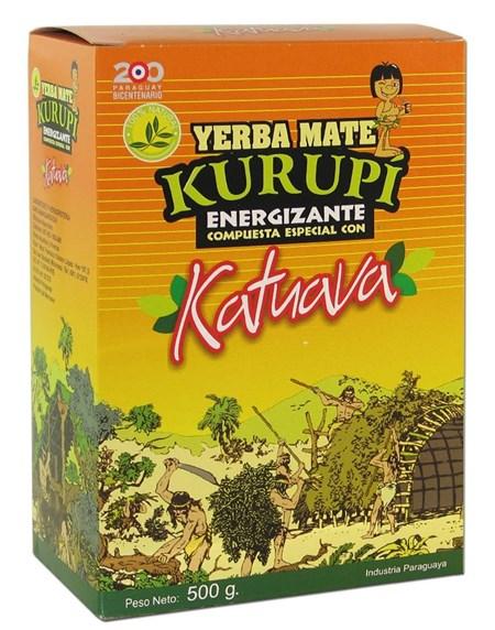 Kurupi  - Katuava