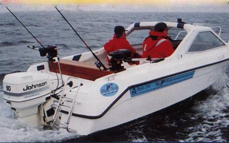 Ryds 550HT/BF Kapell Marin
