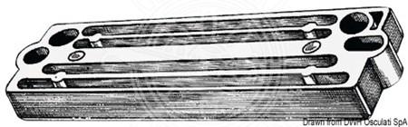 Anod Tohatsu 60 - 140 hk
