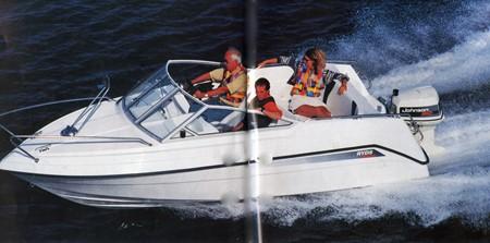 Ryds 550DC 95-96 Kapell Marin