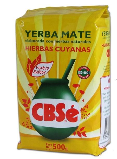 CBSé - Hierbas Cuyanas  - 500g