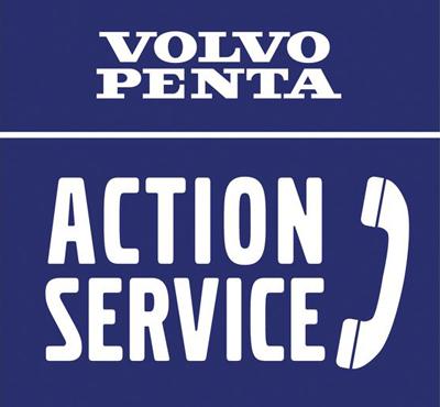 Volvo Penta Jourservice