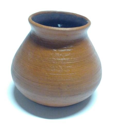 Matekopp i keramik - Naturlig