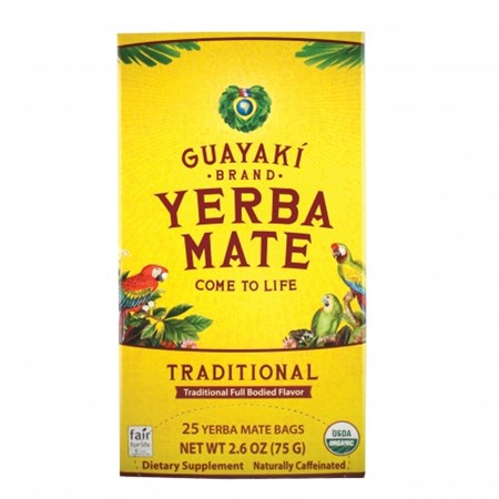 Guayaki Traditional- 25stk