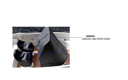 Pulpetöverdrag Uttern S-62