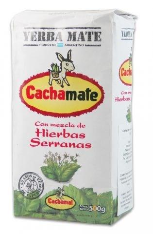 Cachamate  - Hierbas Serranas 500g