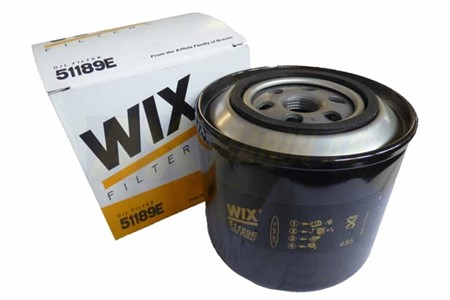 Oljefilter Wix 51189E Sole