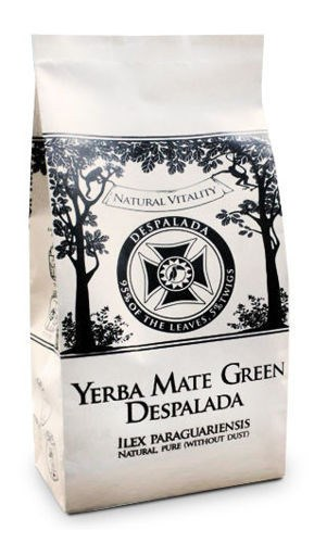 Yerba Mate - Green - Despelada - 400g