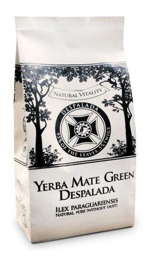 Yerba Mate - Green - Despelada - 400g