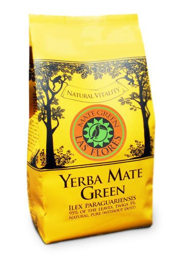 Yerba Mate - Green - Las Flores - 400g