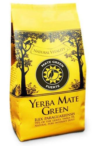 Yerba Mate - Green - Fuerte - 400g