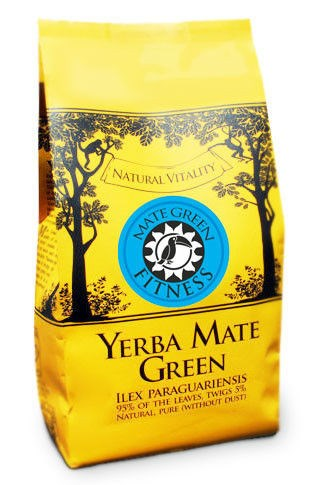 Yerba Mate - Green - FITNESS - 400g