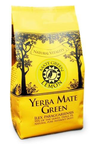 Yerba Mate - Green - Lemon - 400g