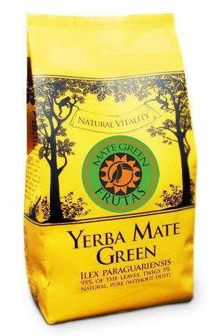 Yerba Mate - Green - Frutas - 400g
