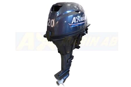 Utombordare AxMarin 20 hk Reglage