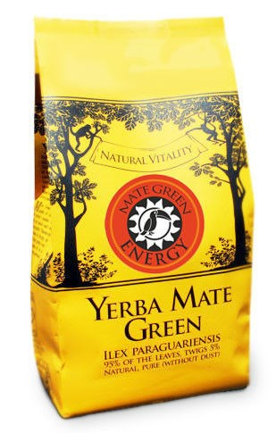 Yerba Mate - Green - ENERGY - 400g