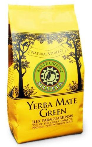 Yerba Mate - Green - Silueta - 400g