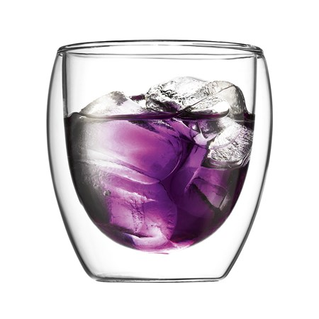 Dubbelglas -  250 ml