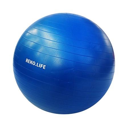 Pilates Gymboll - Blå- 75 cm