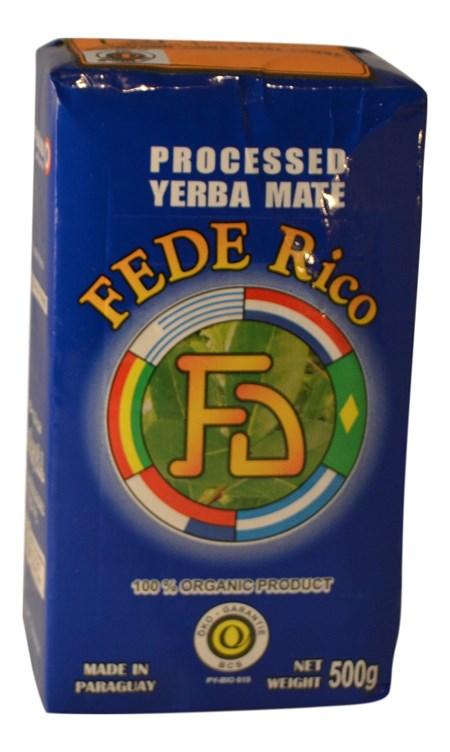Fede Rico - Ekologisk - 500g