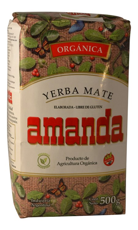 Amanda  - Ekologisk - 500g